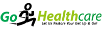 Chiropractic Palm Desert CA Go Healthcare Logo