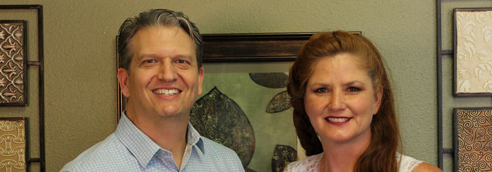 Chiropractor Palm Desert CA Jeffrey Stansberry and Heather